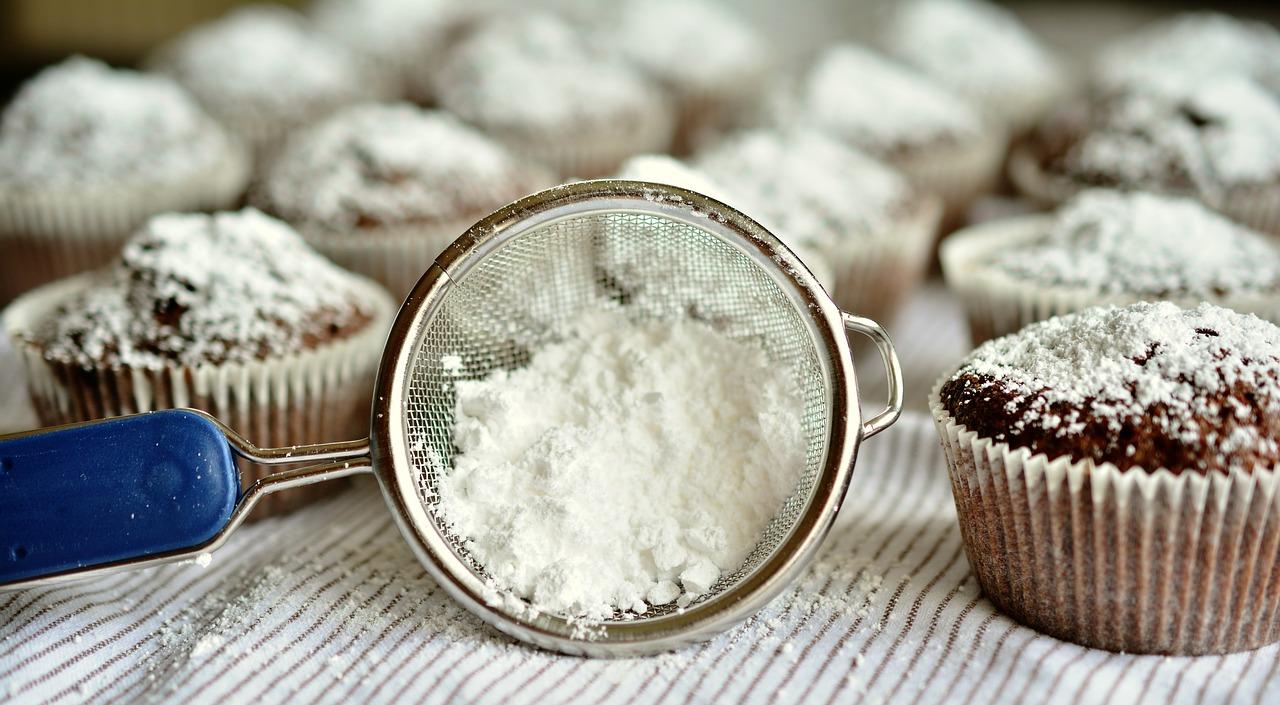 コンスターチの代用に片栗粉が使える?カスタード・プリン・タルト・パイ・チーズケーキ・クッキーを作る際に活躍!