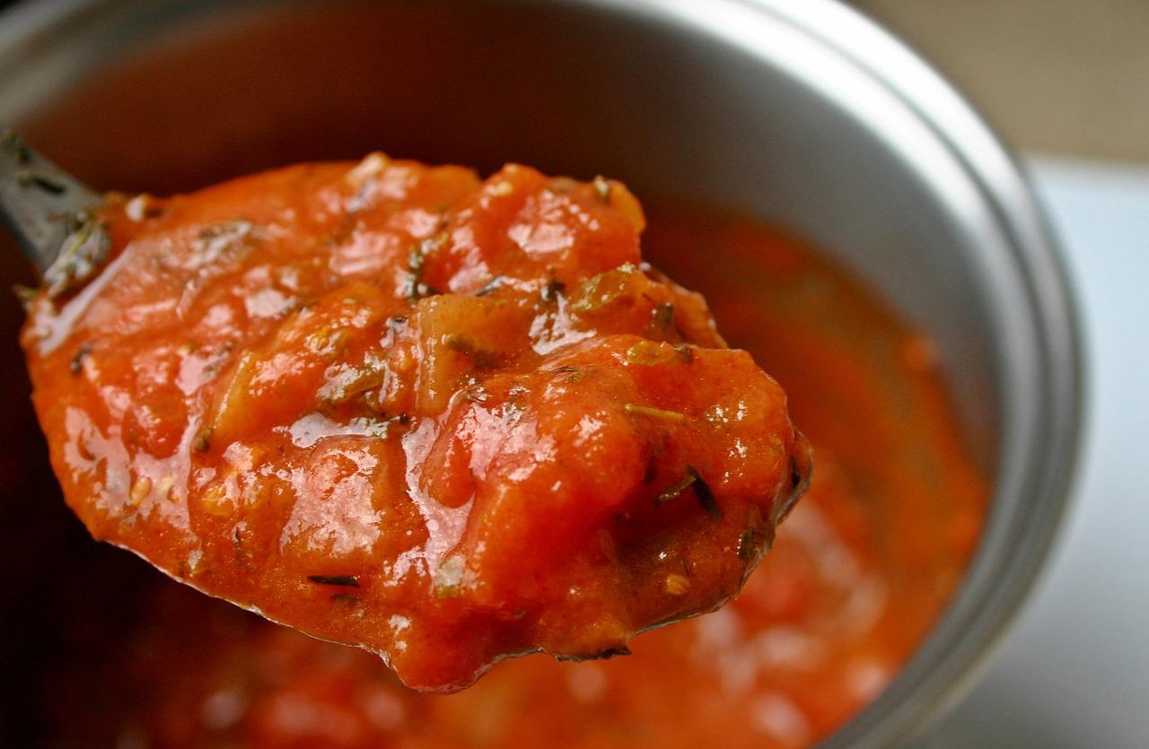 トマトソースを手作りで簡単幼児食!生トマトやケチャップを使ったレンジレシピをご紹介!