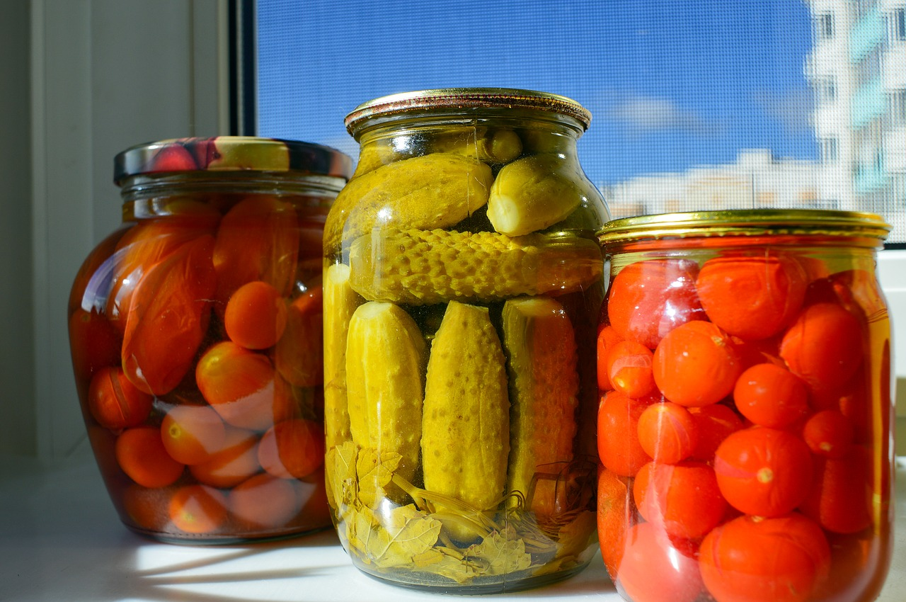すし酢と水でのピクルスの作り方をご紹介!トマト、パプリカ、大根でも美味しくできる!日持ちについても調査!