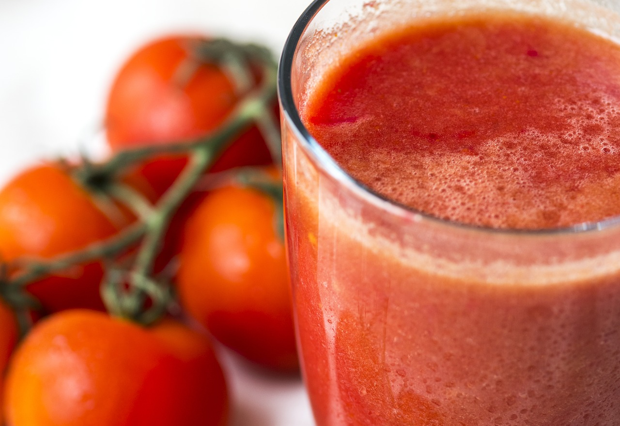トマトジュースのダイエット効果はなし?温めるホットトマトジュースを解説!
