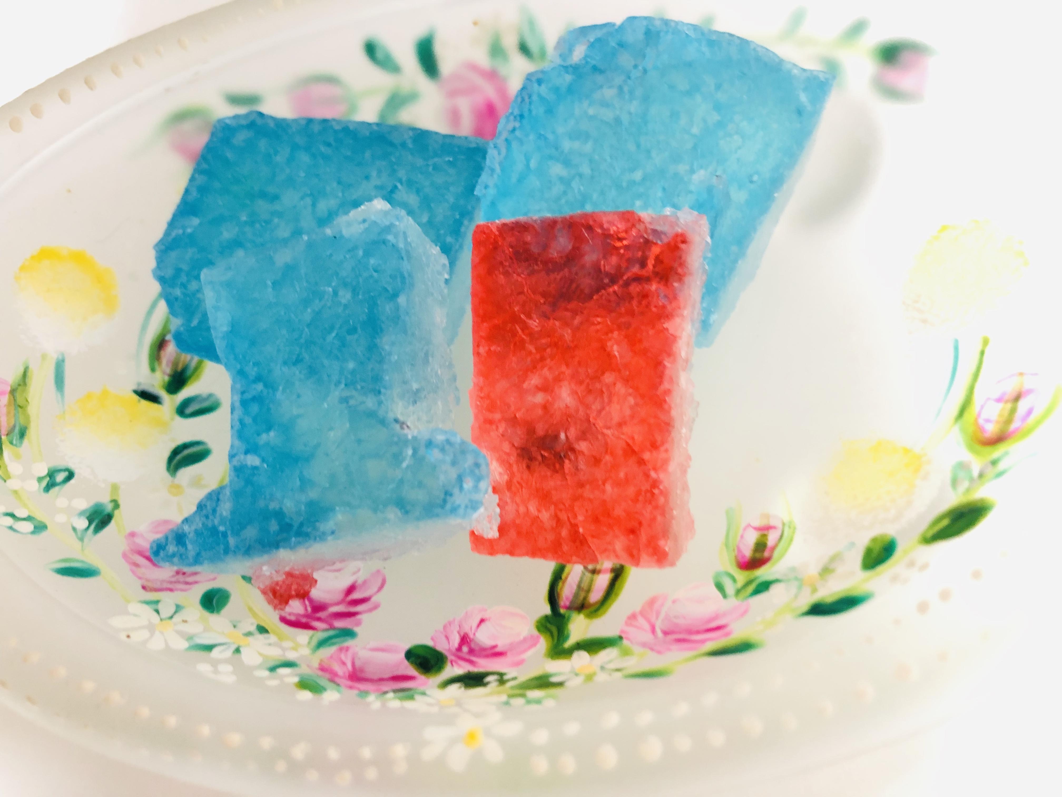 糖 作り方 琥珀